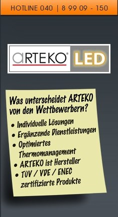 Arteko LED