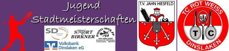 Jugend-Stadtmeisterschaften Dinslaken 2015