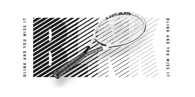 Blink and you miss it: HEAD launcht die neue Graphene 360+ Speed Racket-Serie