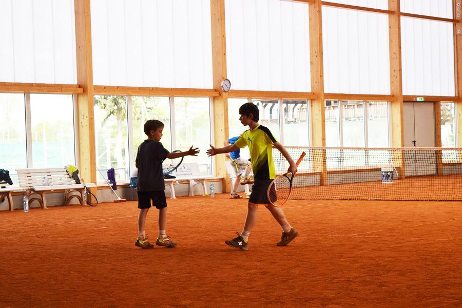 Ein Resumée zum Tennis-Ostercamp der Schüttler Waske Tennis Academy