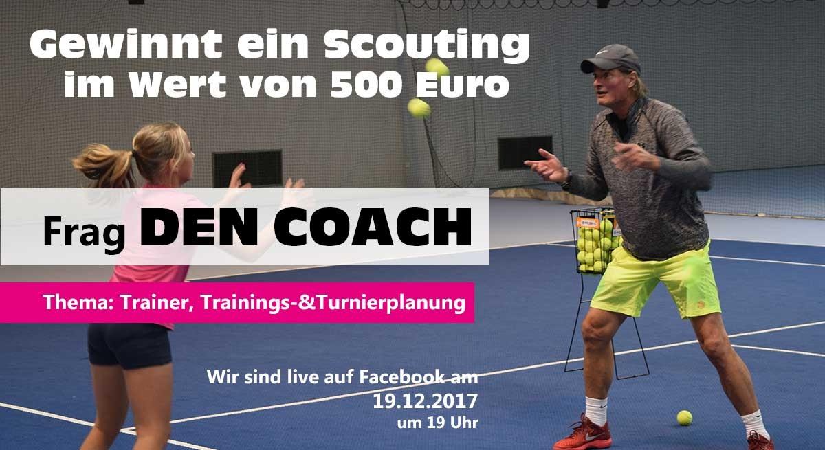 Frag den Coach - Teil 3