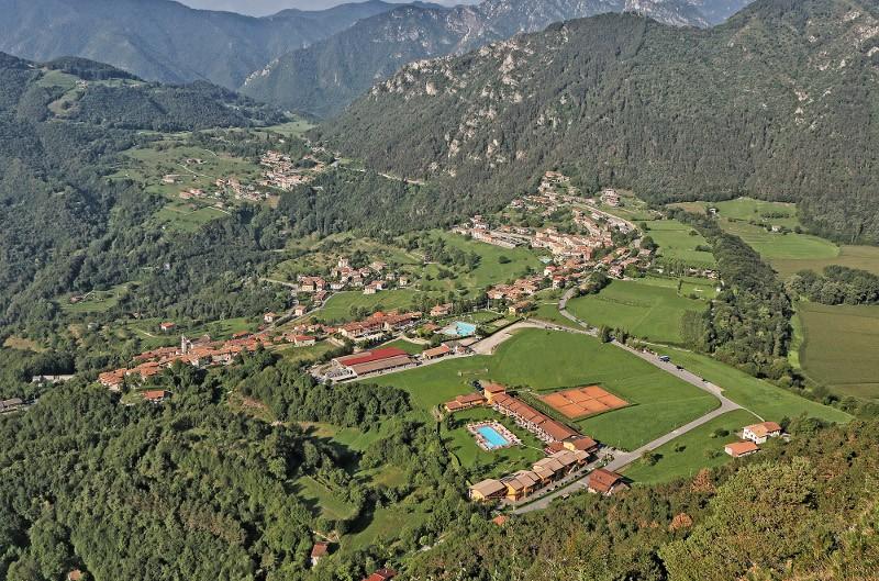Tenniscamp in der Hotel Residence La Pertica am Gardasee