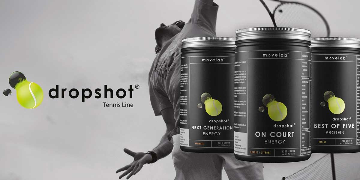 Der spezielle Fitnessdrink für Tennisspieler