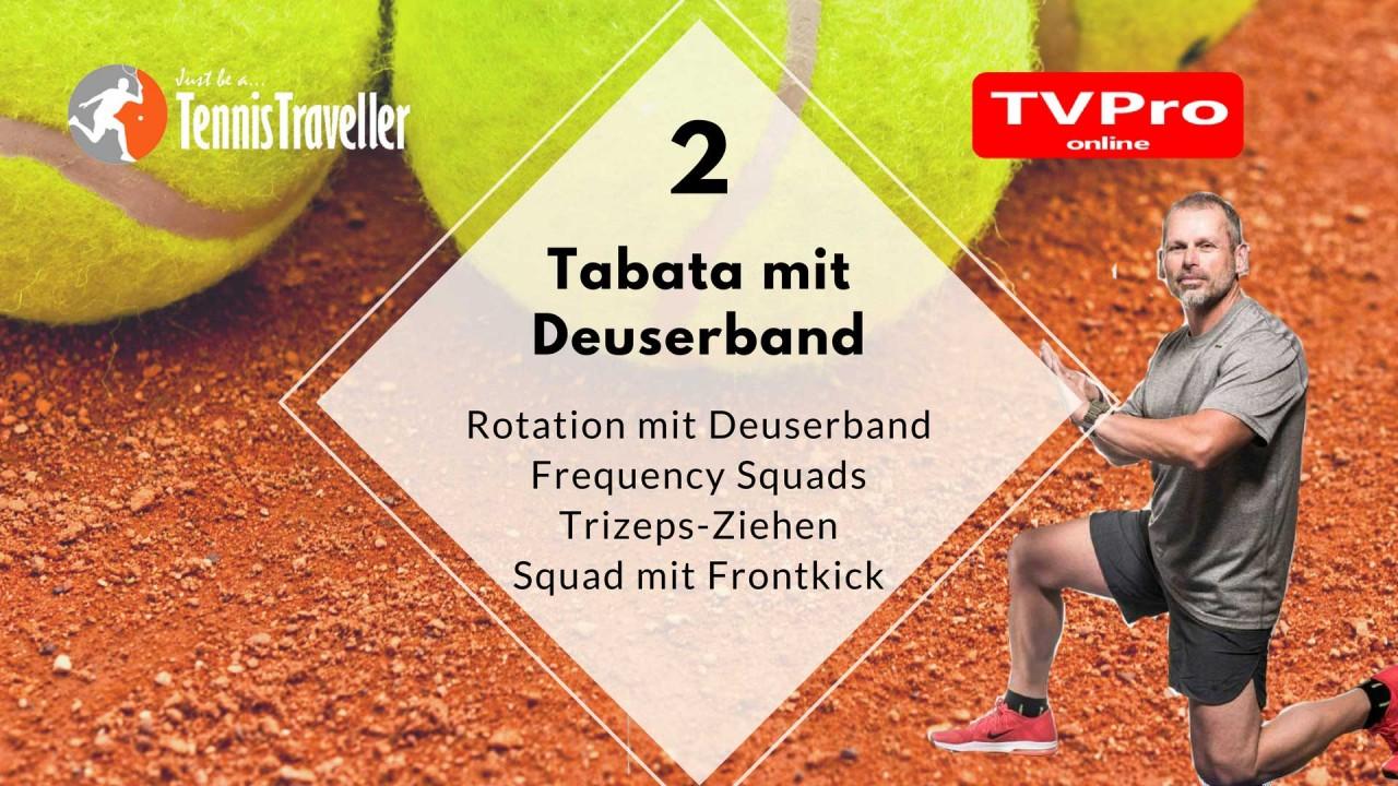 Tabata 2 von und mit Mike Diehl