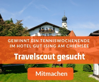 GUT ISING Travelscout Banner 350