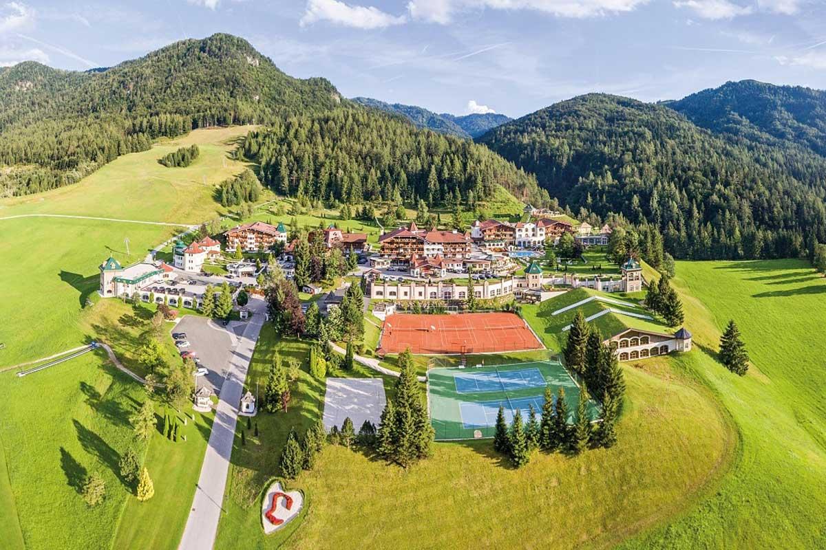 Tennishotel Der Lärchenhof in Tirol