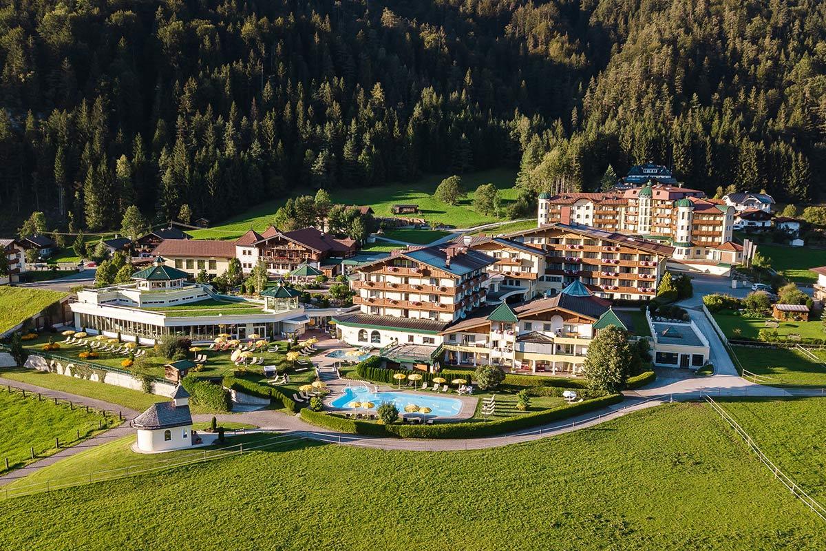 Hotel Seehof am Walchsee, Tirol-Österreich