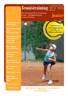 tennistraining junior 2020 3