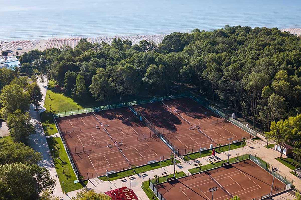 Tennis&Wellness im Albena Resort