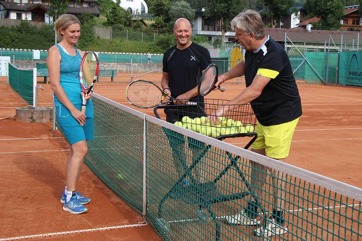 Tennis-Mental-Camp an Pfingsten mit der ProTennisschool