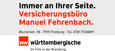 Versicherungsbro Manuel Fehrenbach