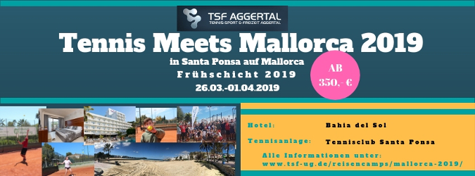 Mallorca Frhschicht 2019