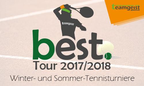 teamgeist - best.-Tour